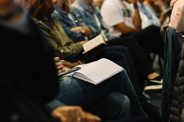 evening discipleship course