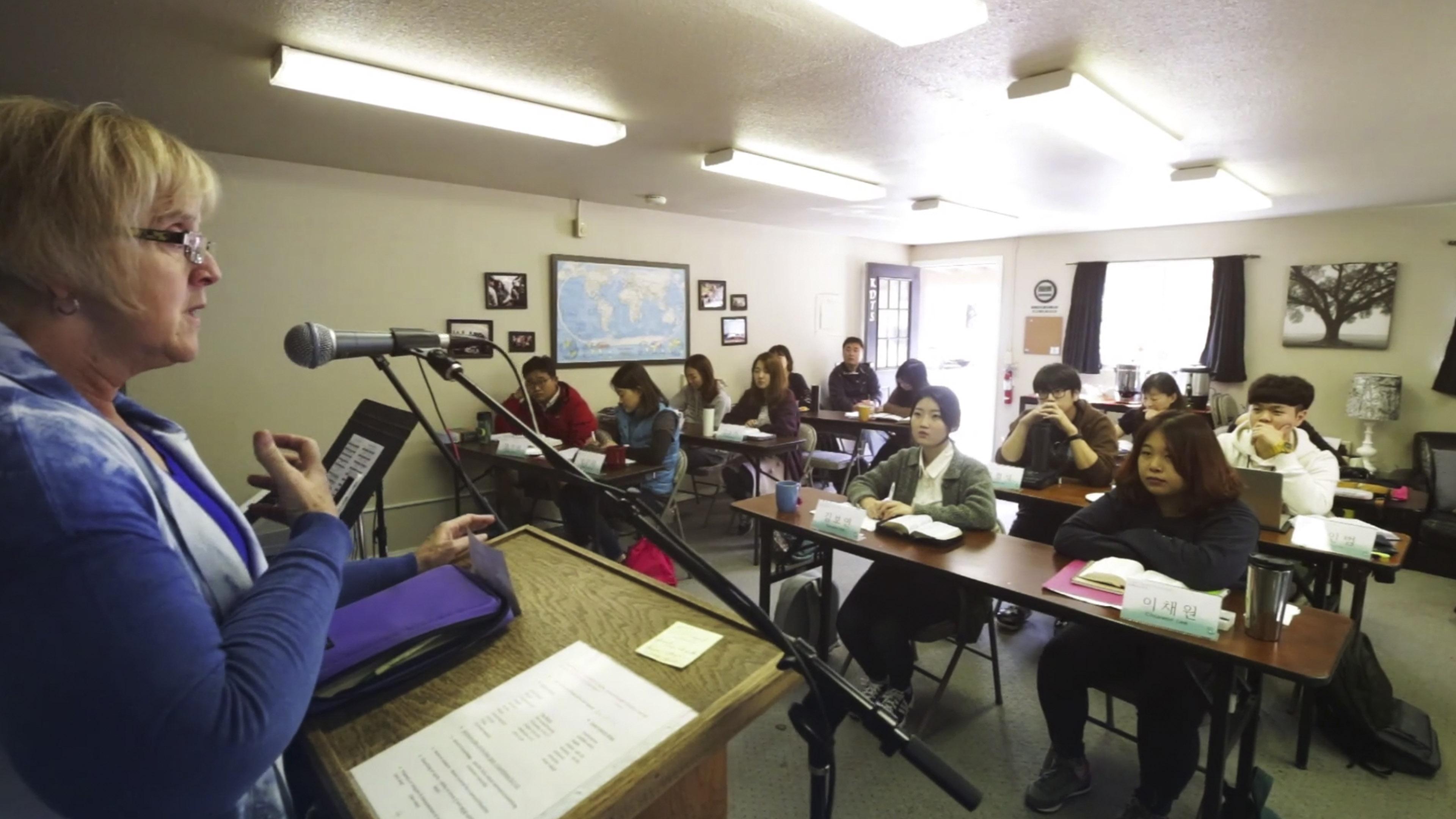 ywam salem classroom