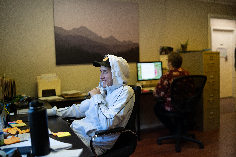 ywam salem staff in office